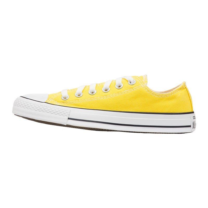 Кеды низкие Converse Chuck Taylor All Star желтые