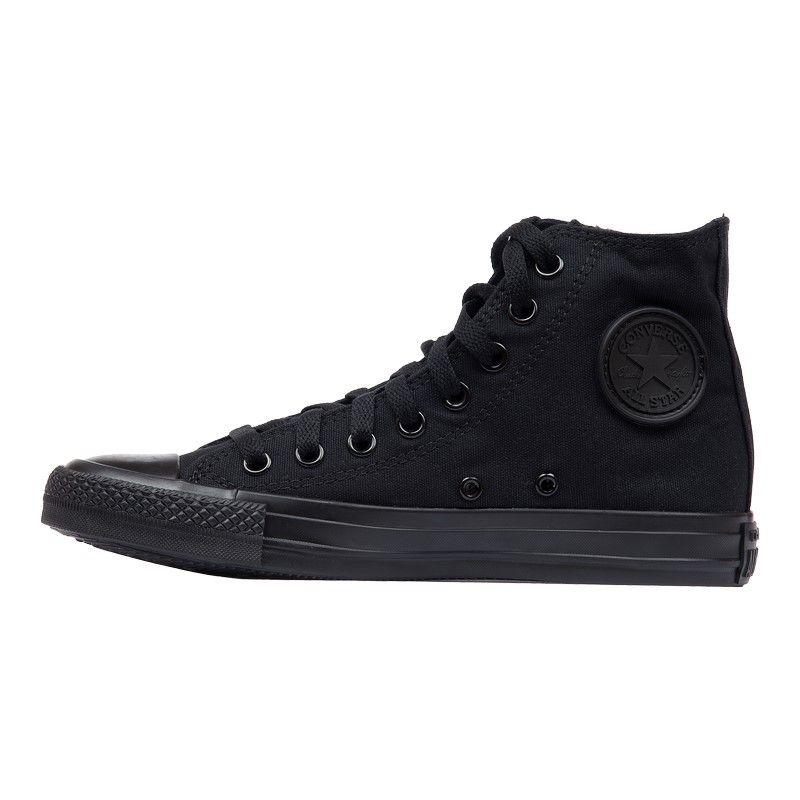 Кеды высокие Converse Chuck Taylor All Star черные
