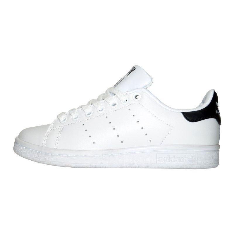 Adidas Кеды Stan Smith White Black
