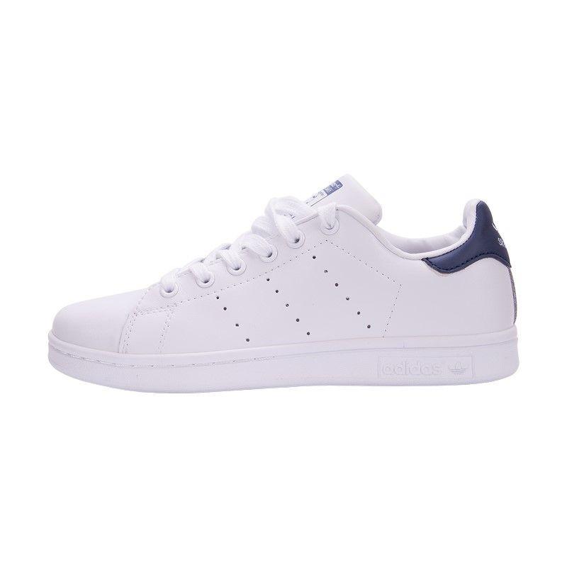 Adidas Кеды Stan Smith White Blue