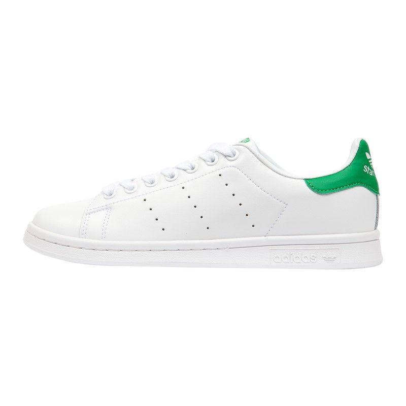 Adidas Кеды Stan Smith White Green