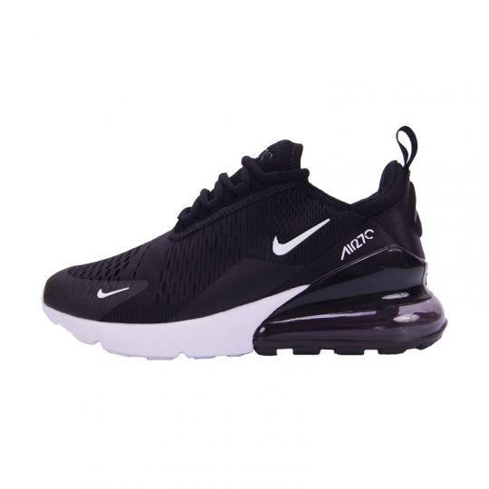 Кроссовки Nike Air Max 270 чёрно-белые