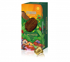 Капсулы Cremesso El Salvador Лимитированный вкус 16 шт