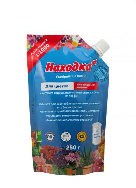 Удобрение для комнатных и садовых цветов. Всесезонное. Концентрат на 250 л.