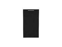 Фасад Валерия Ф60 в цвете черный металлик