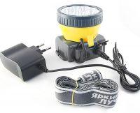 Налобный фонарь для рыбалки Яркий Луч LH-15A 4606400607847 фото5