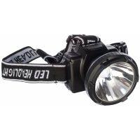 Налобный аккумуляторный фонарь UltraFlash LED5367 черный 1,2 Вт 13350 фото3