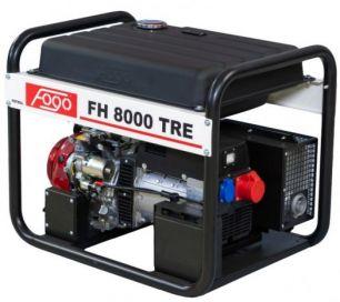 Бензиновый генератор Fogo FH8000 TRE (AVR)