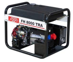 Бензиновый генератор Fogo FH8000 TRA (AVR)