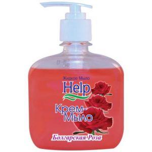 Жидкое крем - мыло Help