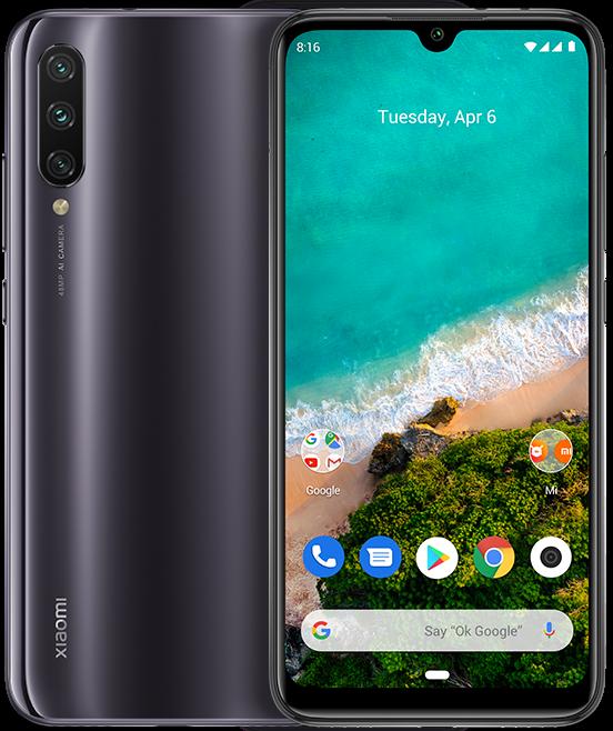Xiaomi Mi A3 4/64GB Grey