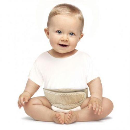 Экотен ГП-001. Бандаж противогрыжевой пупочный, для детей до 3 лет