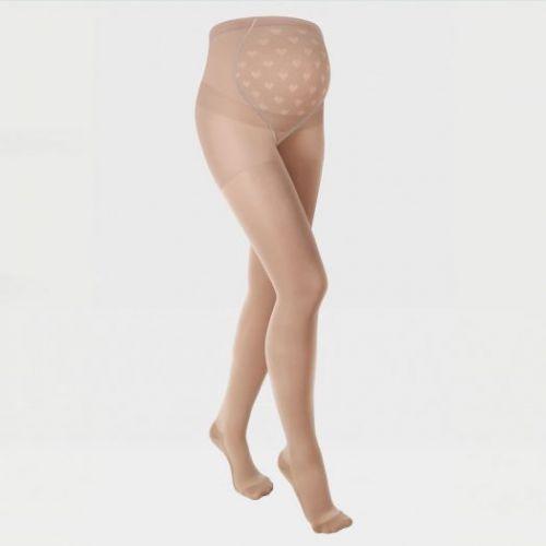 Колготки с закрытым носком для беременных женщин ID-150