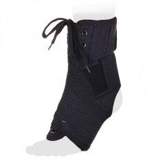Бандаж на голеностопный сустав со шнуровкой и ребрами жесткости AS-ST/M
