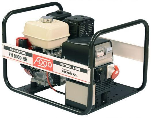 Бензиновый генератор Fogo FH8000 RE (AVR)