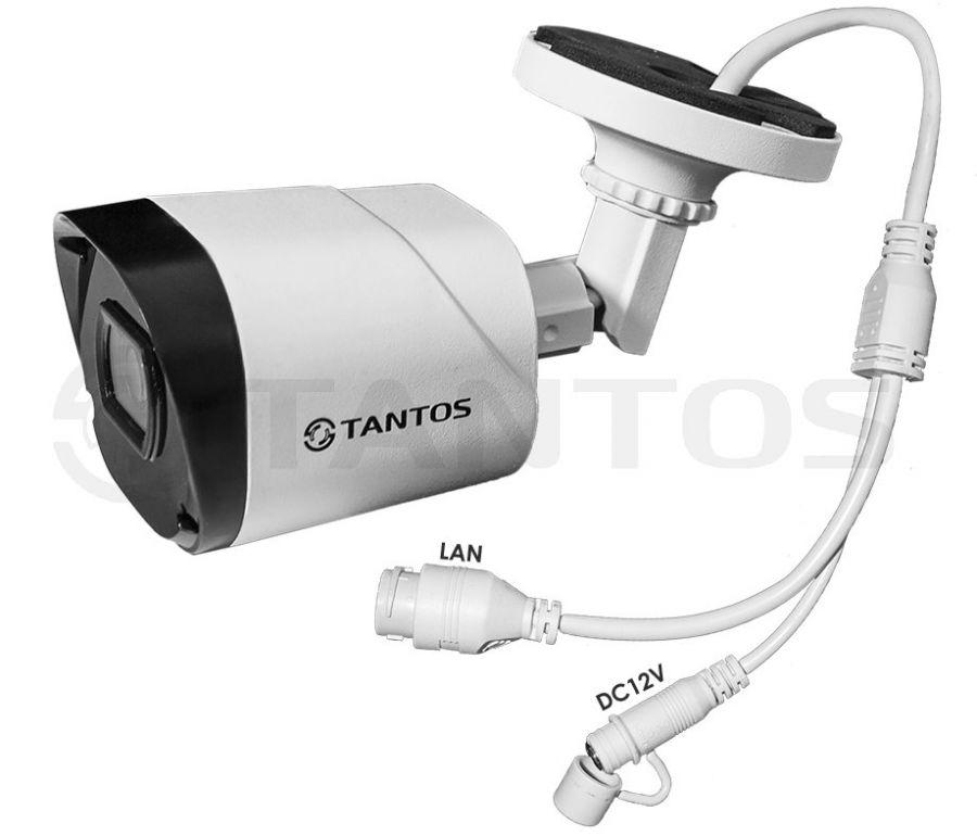 IP-видеокамера Tantos TSi-Peco25F