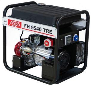 Бензиновый генератор Fogo FH9540 TRE (AVR)