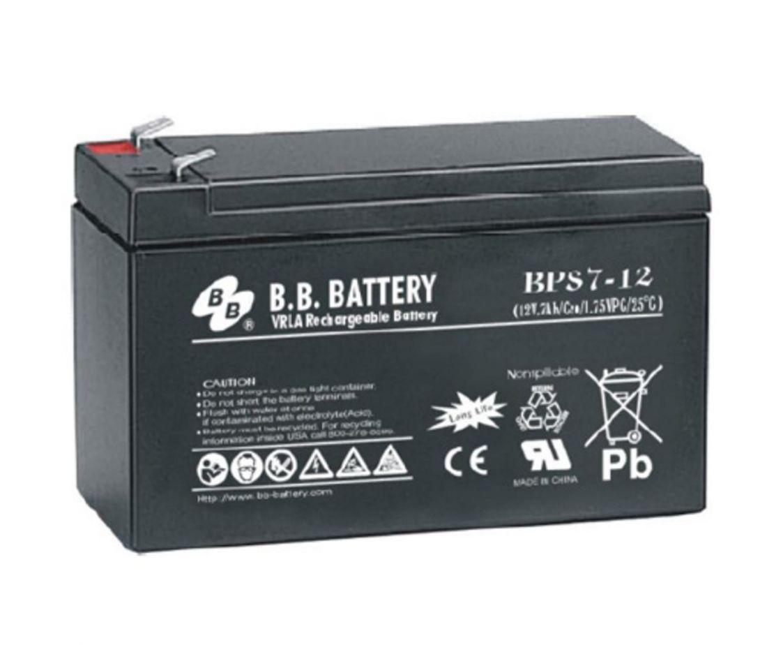 Батарея аккумуляторная BPS 33-12-F-I2
