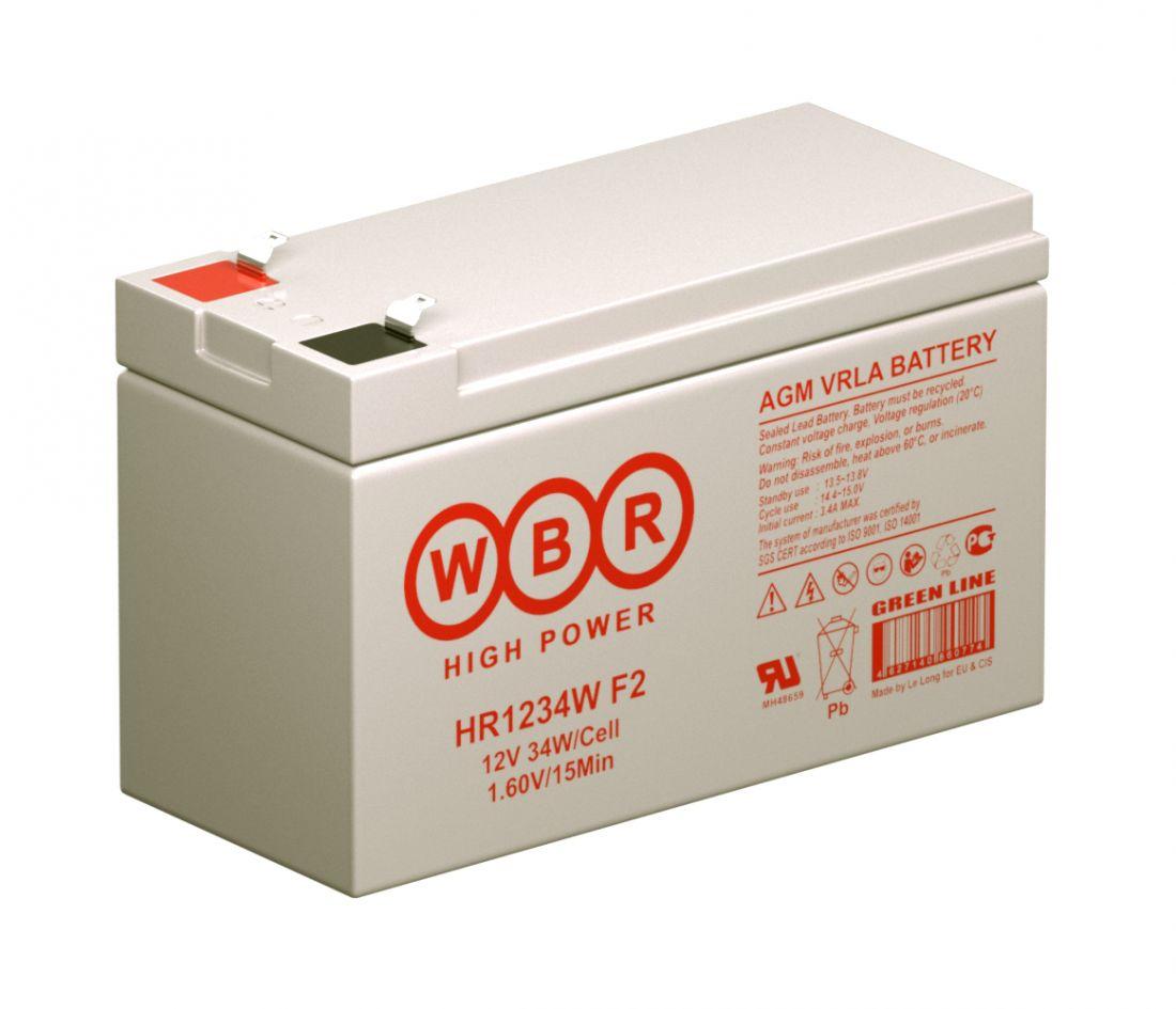 Батарея аккумуляторная CSB 12В 34Вт