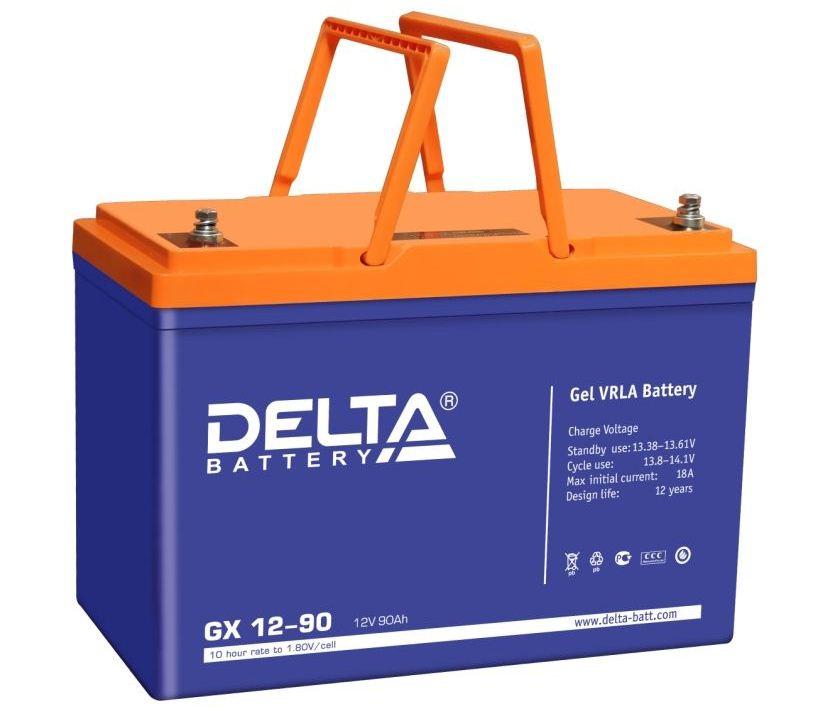 Батарея аккумуляторная Delta GX12-90