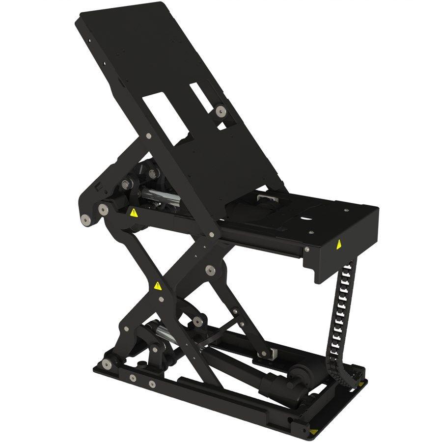 Готовые модули для коляски система подъема и наклона сиденья в пространстве 45 гр Airide