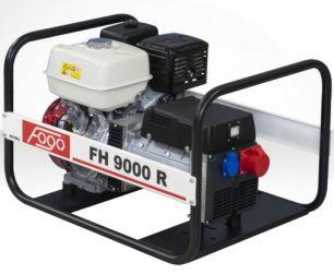 Бензиновый генератор Fogo FH9000 R (AVR)