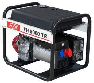 Бензиновый генератор Fogo FH9000 TR (AVR)