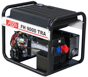 Бензиновый генератор Fogo FH9000 TRA (AVR)
