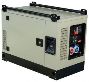 Бензиновый генератор Fogo FH9000 СRA (AVR)