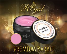PREMIUM BARBIE ROYAL GEL 15 мл.