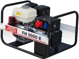 Бензиновый генератор Fogo FH9000 E