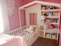 Кровать Домик угловой Fairy Land №12 (для двоих детей)