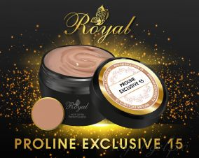 PROLINE EXCLUSIVE 15 ROYAL GEL 30 мл.