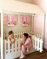 Кровать-Домик Fairy Land Simple Lux №46