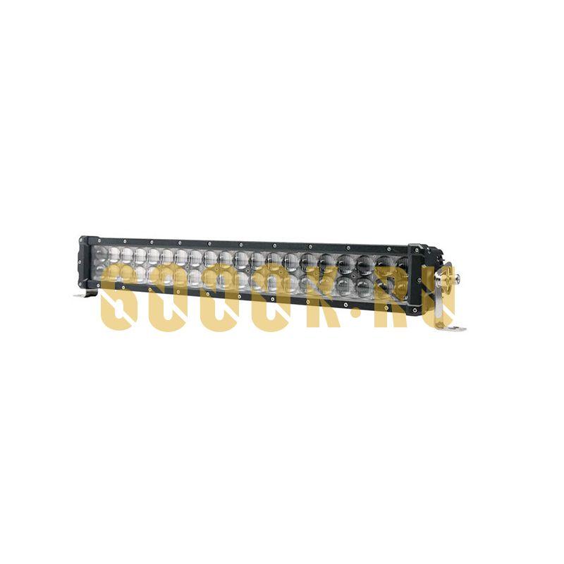 Двухрядная светодиодная балка 4D 144W OSRAM водительский свет