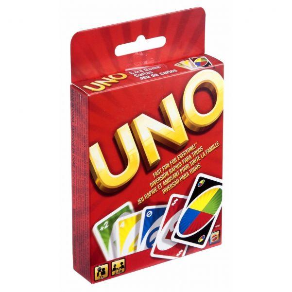 Настольная карточная игра Uno