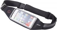 "Спортивный чехол на пояс Romix Touch Screen Waist Bag (RH16-4.7BK) для смартфона 4.7"" (Black) фото2"