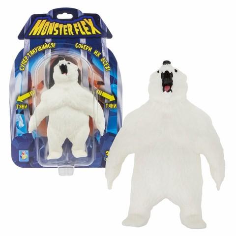 MONSTER FLEX Полярный медведь