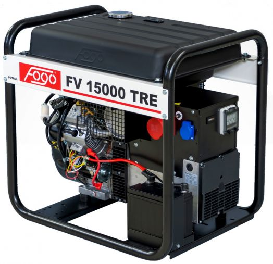 Бензиновый генератор Fogo FV15000 TRE (AVR)