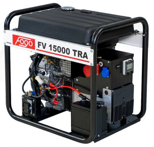 Бензиновый генератор Fogo FV15000 TRA (AVR)