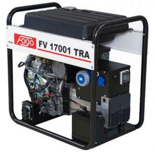 Бензиновый генератор Fogo FV17001 TRA (AVR)