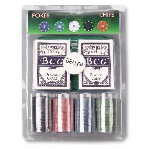 Покерный набор QH-100 09231