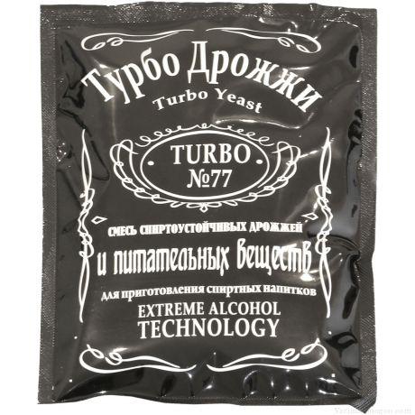 Спиртовые Турбо Дрожжи Turbo 77