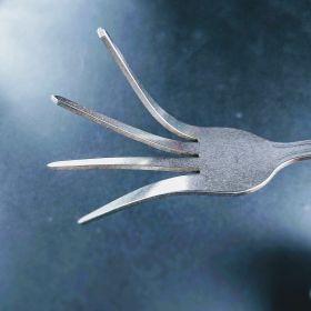 #НЕНОВЫЙ Self Bending Fork - Upgraded Version By 52magic