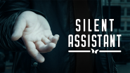 #НЕНОВЫЙ Silent Assistant (Gimmick and Online Instructions) by SansMinds