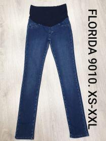 Джинсы для беременных узкие FLORIDA 319010
