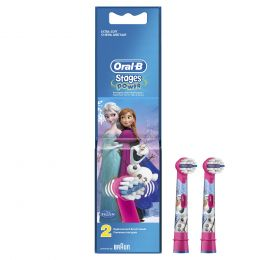 Насадка Oral-B Stages Kids Frozen (Холодное сердце-2 шт.)