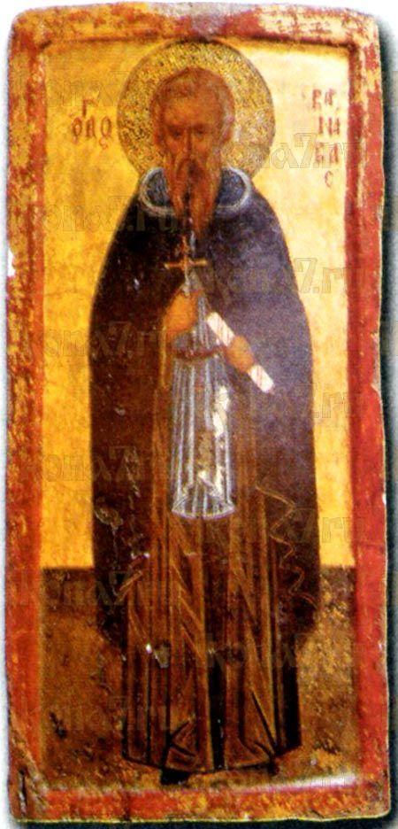 Икона Варнава Васайский преподобный