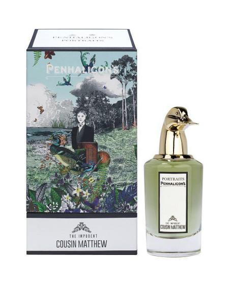 PENHALIGON'S THE IMPUDENT COUSIN MATTHEW 75мл