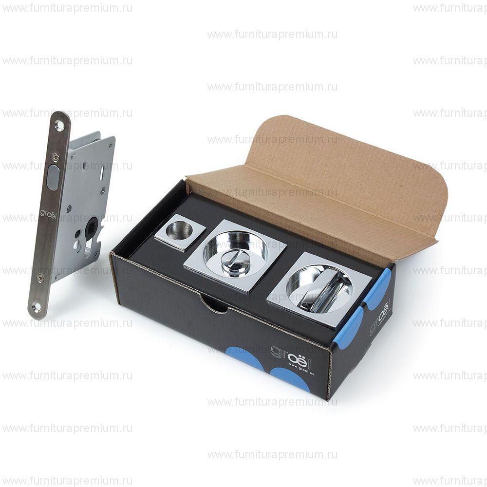 Ручка Groel 1200 KitC для раздвижных дверей с замком